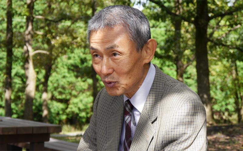 共同研究当時を語る、鹿児島大学名誉教授・藤井信氏